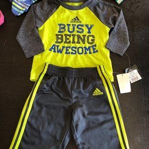 Adidas baby set